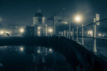 Morspoort in Leiden von Dirk van Egmond
