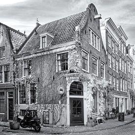 Mooi Amsterdam in de Jordaan van Peter Bongers