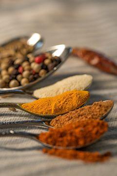 Kruiden en specerijen #2 von Jelte Bosma