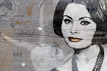 Sophia Loren van M Duizendstra