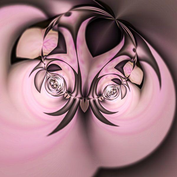 Phantasievolle abstrakte Twirl-Illustration 74/33 von PICTURES MAKE MOMENTS