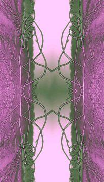 Gothic lines van Edith van Aken