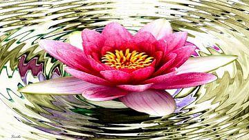 bloemen van Gertrud Scheffler