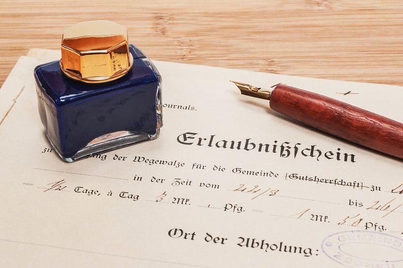 permit van Gunter Kirsch