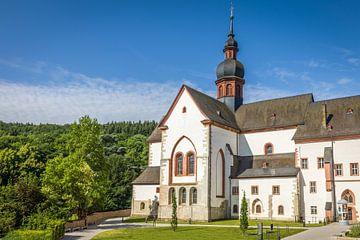 Zisterzienserkloster Eberbach bei Kiedrich im Rheingau van Christian Müringer
