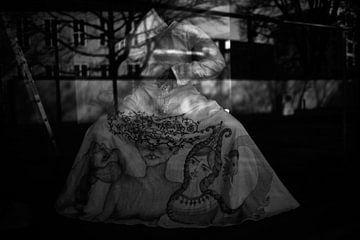 Fenster Reflexionen von Iritxu Photography