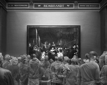 In Bewunderung für Rembrandt von Hannie Kassenaar