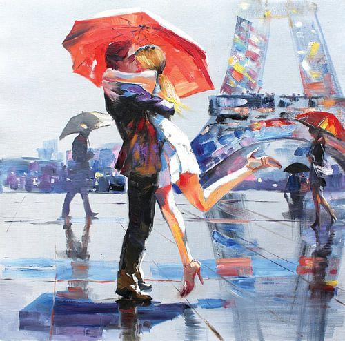 Geliefden van Parijs von Branko Kostic