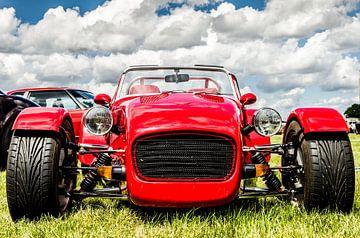 Lotus Seven Race Car van Ans Bastiaanssen