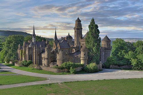 Schloss Lowenburg Duitsland von Rens Marskamp