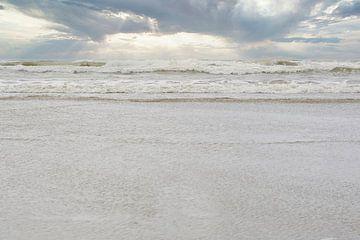 Het strand in Zandvoort