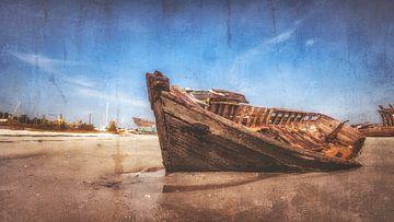 Sailing home von Frans Nijland