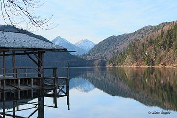 See in den Bergen von Riegler klaus