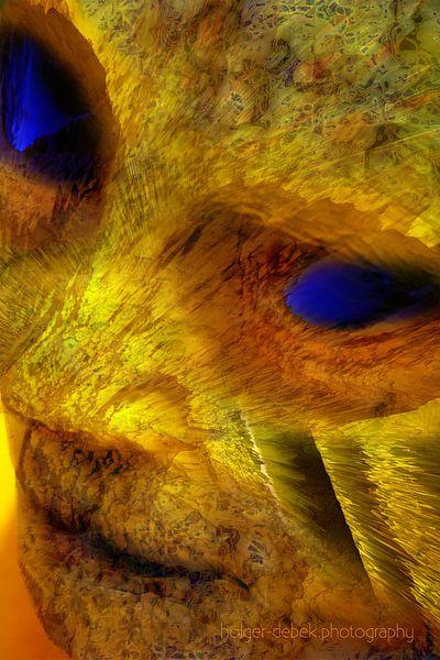 Behind blue eyes von Holger Debek