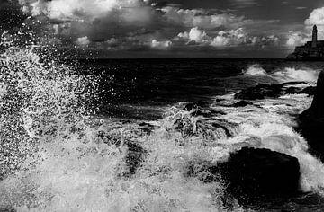 De kust voor Havana von Dennis just me