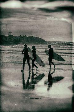 Surfers van Rogier Steyvers
