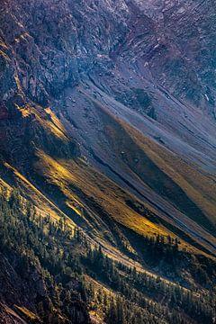 Alpen @ Lünersee von Rob Boon