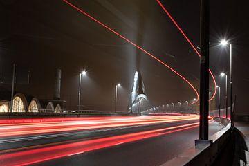 De Oversteek by night van Femke Straten