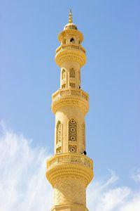 Moskee toren van