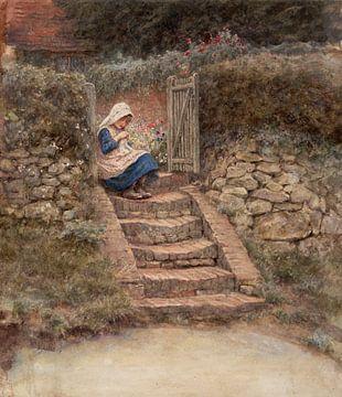 Helen Allingham-Nähen