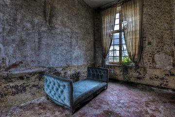 Verlaten Chateau sur Kristel van de Laar