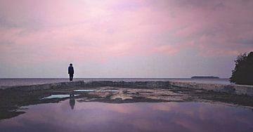 eenzaamheid van Rudy Umans