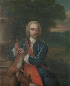 Adriaen Caspar Parduyn, Philip van Dijk