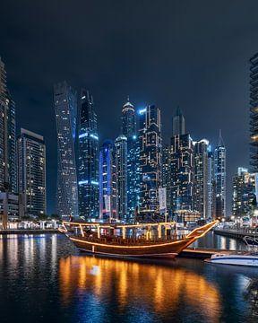 Dubai - Alt und Neu von Stefan Schäfer