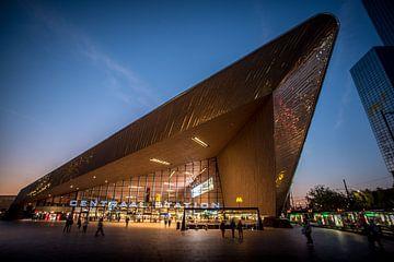 Station Rotterdam 03 von Arjen Schippers