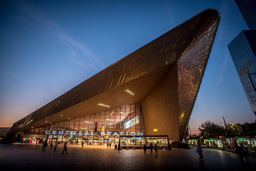 Station Rotterdam 03 van Arjen Schippers