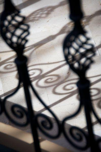 Sfeerfoto van Marokkaans sierhek van Keesnan Dogger Fotografie