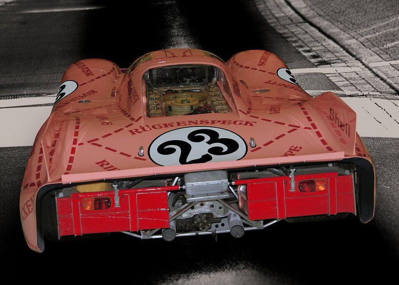 """Porsche 917/20 """"Sau"""" von aRi F. Huber"""
