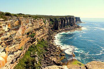 Ruwe natuur Sydney van Nadia Langenberg