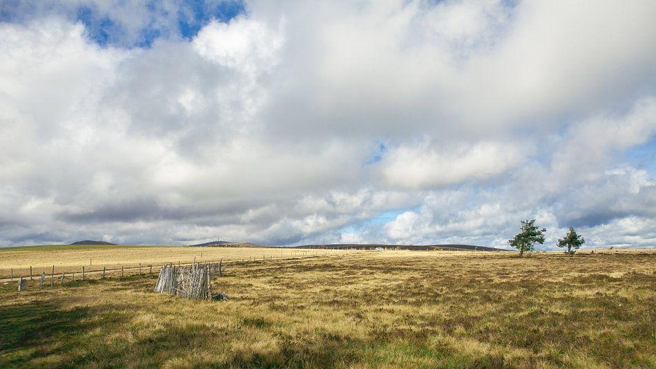 Landschap in de Franse Auvergne
