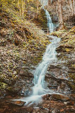 Dortebachtal-Wasserfall von Peter Deschepper