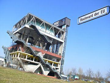Holländische Pavillon, Expo 2000 Hannover, Verlassene Orte, lost places von Barbara Hilmer-Schroeer
