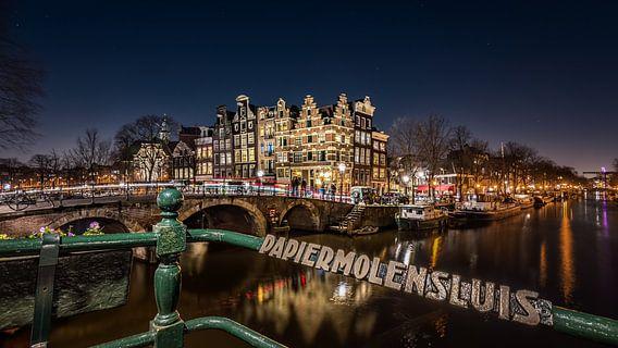 Amsterdam - Prinsengracht van Martijn Kort