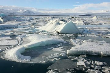 ijsbergenmeer Jökulsárlón von Antwan Janssen