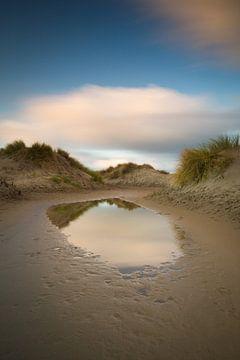 Strand IJmuiden 001 van Gerhard Niezen Photography