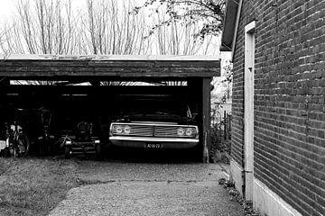 Nostalgie eines authentischen niederländischen Dorfes von Guido Boogert