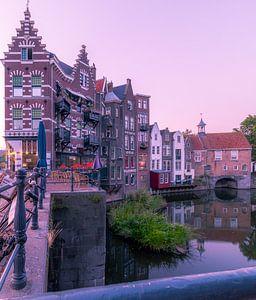 Historisch Delfshaven Rotterdam van