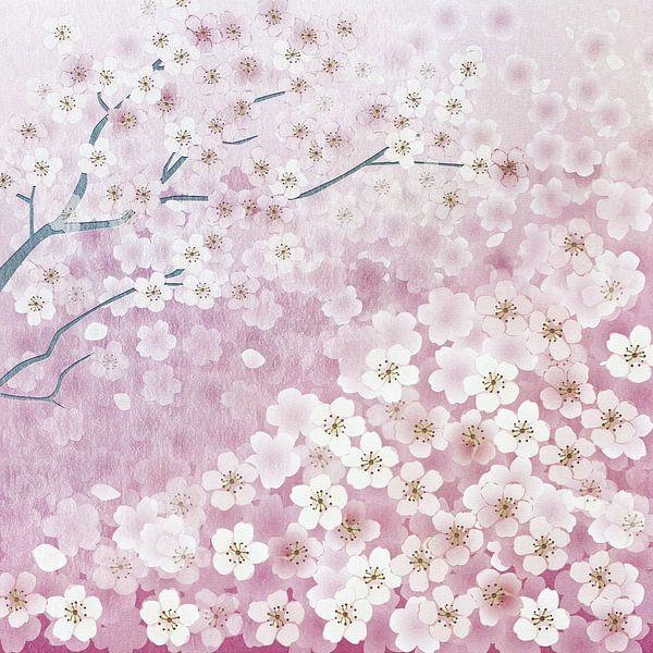 Sakura van Jacky Gerritsen
