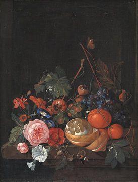 Blumen und Früchte, Jan Davidsz de Heem
