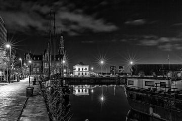 Tavenierkaai Antwerpen von Cris Martinez