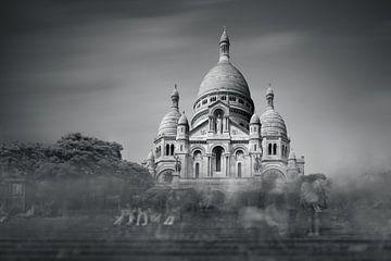 Sacré-Coeur Basilika von Martijn Kort