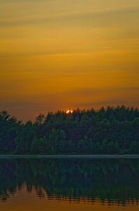 Canadian Sunset van Stefan Antoni