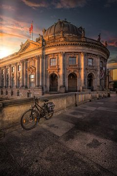 Berlin Bodemuseum von Iman Azizi