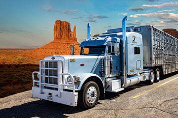 Peterbilt 389, amerikanische Lastwagen von Gert Hilbink