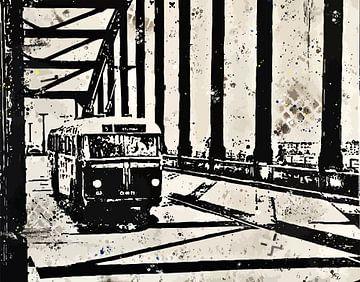 Arnhem Trolleybus John Frostbrug van TRICHOPOULOS