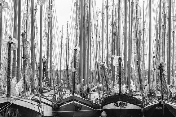 Masten van Albert Wester Terschelling Photography